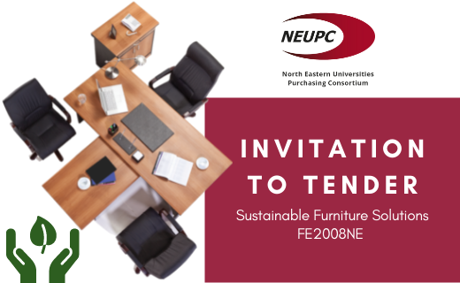Invitation to tender graphic